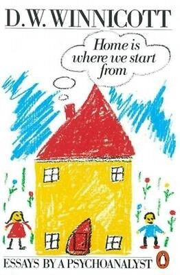 Home is Where We Start from by Clare Winnicott Paperback Book (English)