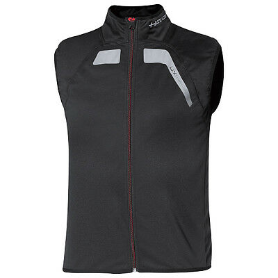 Held Softshell Vest Black Motorcycle Mens Wind Resistant Waistcoat | All Sizes