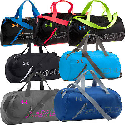 Under Armour 2016 Adaptable Packable Duffle Gym Holdall Bag