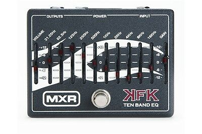 Mxr Kfk1Eu Kerry King 10Band Eq