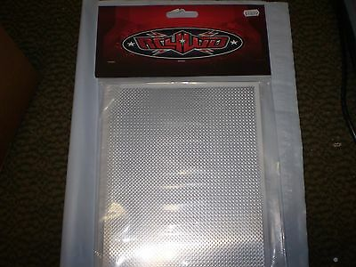 RC4WD Scale Diamond Plate Aluminum Sheets (2) Z-S0533 NEW NIP