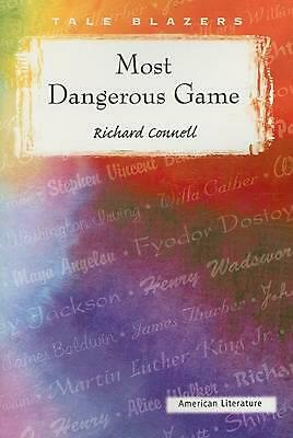The Most Dangerous Game by Richard Connell (English) Paperback Book Free Shippin