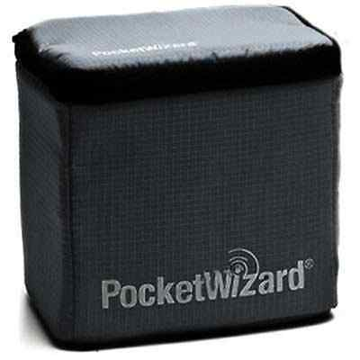 Pocket Wizard G-Wiz Squared Case for 4 Plus III Transceivers - Black