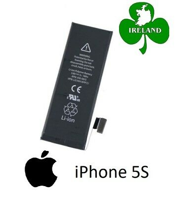 FOR APPLE iPHONE 5S NEW INTERNAL BATTERY REPLACEMENT 1560mAh 3.8V 5.92Whr