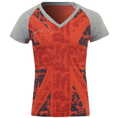Genuine Reebok Women's ES London Classic T-Shirt, Size: 12