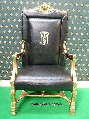 BESPOKE Tony Montana Al Pacino scarface designer film movie prop seat armchair