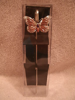 Butterfly Metal Bookmark