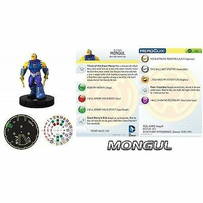 Mongul 023 - War of Light - Heroclix
