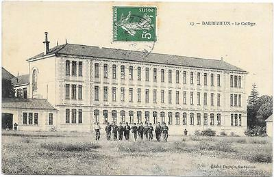 Barbezieux:le College