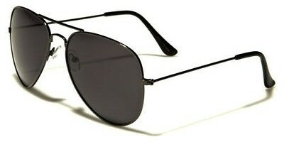 100% Uv400-Air Force Polarized Aviator Sunglasses