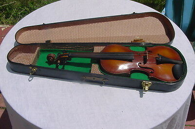 ANTIQUE STAINER VIOLIN  100 more in r ebay store OLD FIDDLE