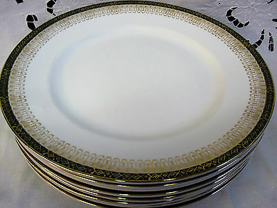 Royal Grafton MAJESTIC GREEN dinner plate up to 8 available