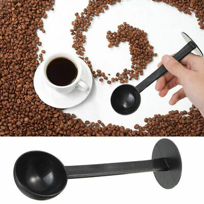 Espresso Stand Coffee PP Spoon 10g Measuring Tamping Scoop Cold Brew Tamper Tool