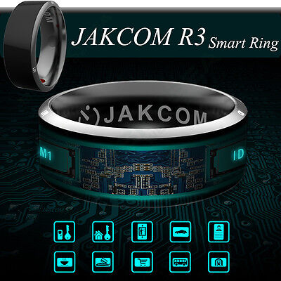 New Jakcom R3 NFC Magic Wear Smart Ring For Android IOS Windows iPhone Samsung