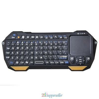 New Wireless Mini Bluetooth Keyboard Touchpad Mouse For Android iOS Windows PC