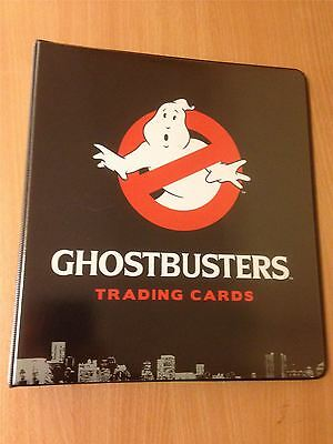 Cryptozoic Ghostbusters 2016 Official Binder