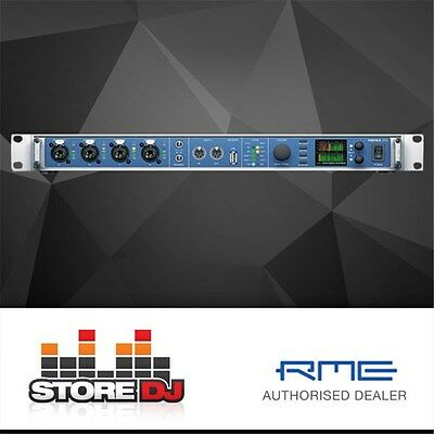 RME Fireface UFX 60 Channel Firewire Card w/ USB Record