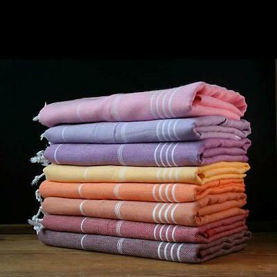 100% Cotton Turkish Hammam Towel 100 x 180cm