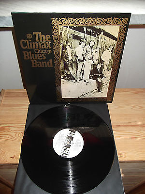 """CLIMAX CHICAGO BLUES BAND """"The Climax Chicago Blues Band"""" LP AKARMA ITA - G/F"""