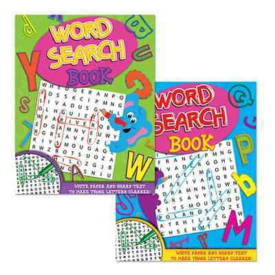 1 x LARGE PRINT WORD SEARCH A4 PUZZLE BOOKS 96  PAGES BUMPER FIND/ANSWERS-6843