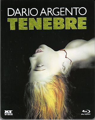 Tenebre , Unsane , Blu_Ray Metalcase Edition , 100% uncut . new and sealed