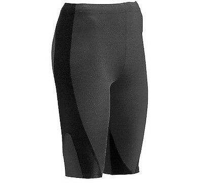 CW-X Women's Expert Shorts Black Size Extra Small 120805