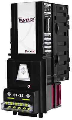 Coinco Vantage 120v Bill Validator  with basic mask - Accepts $1-$20