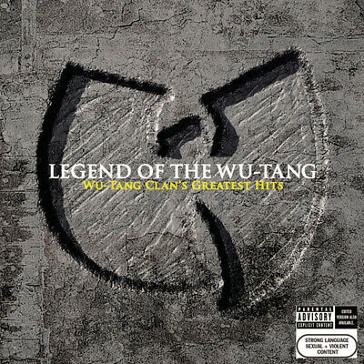 Wu-Tang Clan - Legend Of The Wu-tang Clan: Wu-tang Clan's Greatest Hits [New CD]