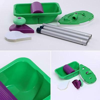 Paint Roller Tray Kits Household Decorative Painting Brush Point Paint Pad Tools