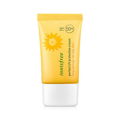 [Innisfree] Perfect UV Protection Cream Long Lasting For Oily Skin 50ml