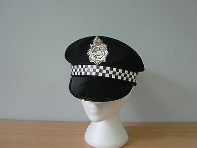 Police Hat Caps for Party Costume Dress Up Fancy Dress Costume