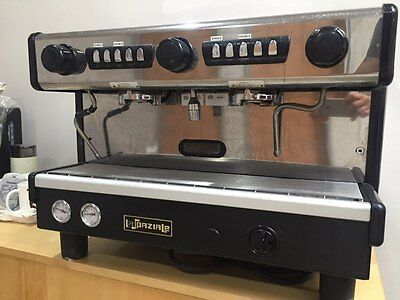 La Spaziale Espresso Machine 2 Group