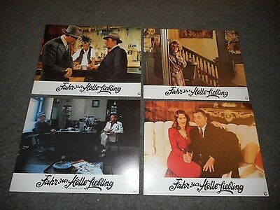 Farewell, My Lovely - Original Set Of 12 German Lobby Cards - 1975