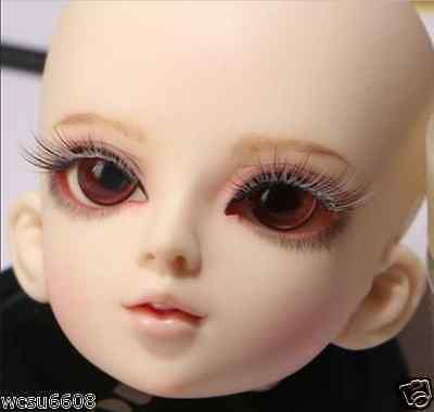 New SD/ BJD Doll Parts Simulation Single Head  1/4 Head circumference