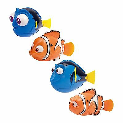 Disney Official Finding Dory Nemo Zuru Robo Fish Swimming Water Activated Toy