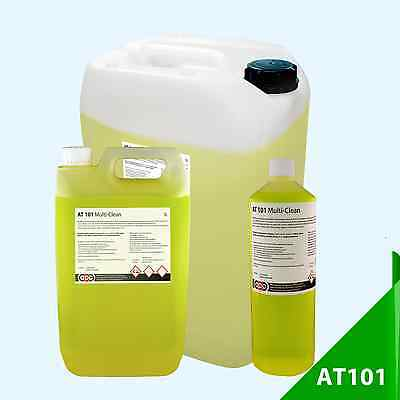 AT101 Multi-purpose Cleaner Valeting (G101 Equivalent) Choose Pack 500ml - 25L