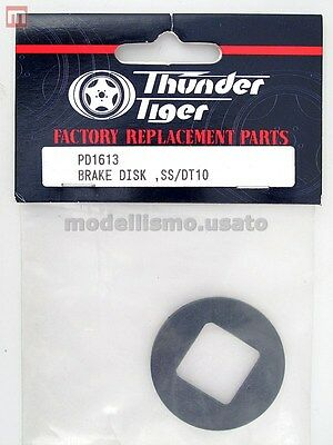Thunder Tiger PD1613 Disco Freno SS / DT10 Brake Disk modellismo
