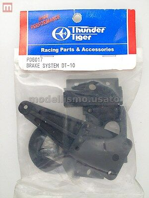 Thunder Tiger PD6017 Supporto Freno + Camme DT10 Brake System modellismo
