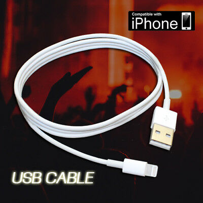 USB Cable for iPhone 6S 6 Plus 5 5S iPad Air Mini iPod Data Sync Charger Cord