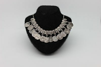 Perfect New Prudoct Ottoman Amazing Full Silver Anatolian For Lady Necklase