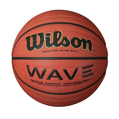 """Wilson Wave Official Solution Game Basketball 29.5"""""""