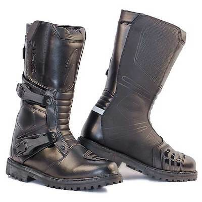 Richa Adventure WP Waterproof Touring Green Lane Motorbike Motorcycle Bike Boots