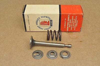 "NOS New Tecumseh HS50 LAV50 Engine 1/32 "" Inch Over Size Intake Valve Kit"