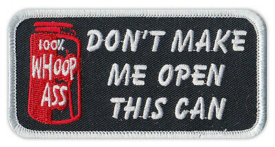 Motorcycle Jacket Patch Funny! Loving Memory of When I Gave a Sh*t