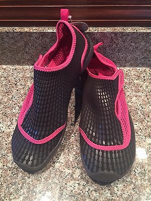 6a62090df7d1 WOMEN S JSPORT JAMBU MERMAID WATER ATHLETIC SHOES BLACK PINK 7 8 9 NEW w   TAG