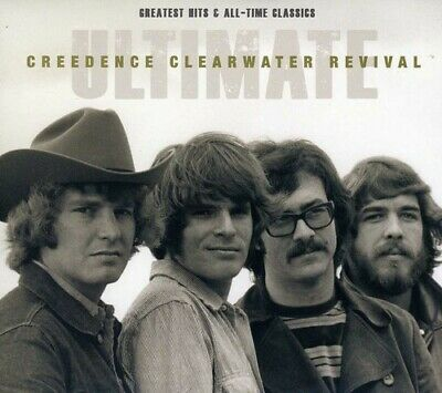 Creedence Clearwater - Ultimate Creedence Clearwater Revival: Greatest Hits [New