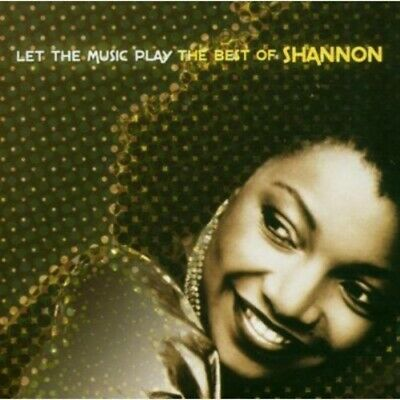 Shannon - Let the Music Play: Best of [New CD]