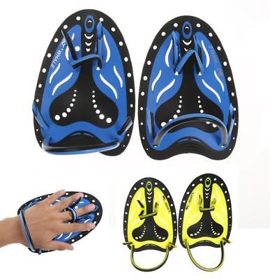 Swimming Hand Paddles Fins for Resistance Swim Training