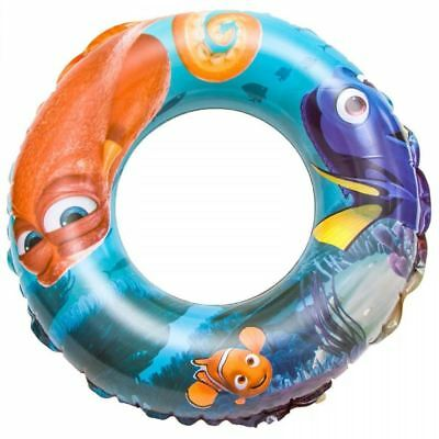 Disney Finding Dory Inflatable Kids Swim Ring Swimming Pool Beach Float Lilo Toy