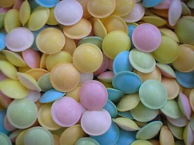 Sherbet Flying Saucers (250) Retro Candy fizzy sweets -Wedding -Birthday -Partys